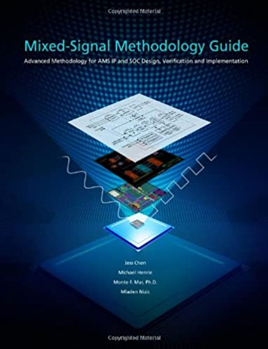 amazon com mixed signal methodology guide 9781300035206 jess rh amazon com Mixed Signal of a View Mixed Signals Cables