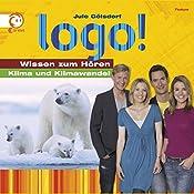 Klima und Klimawandel (Logo - Wissen zum Hören)   Jule Gölsdorf