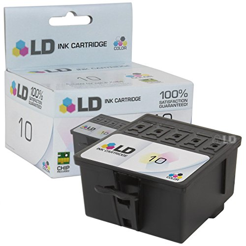 LD © Compatible Replacement for Kodak 8946501 (#10) Color Ink Cartridge for...