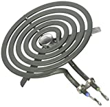 6 electric stove burner - Exact Replacements ERS30M1 Ge 6-Inch Range Surface Elements