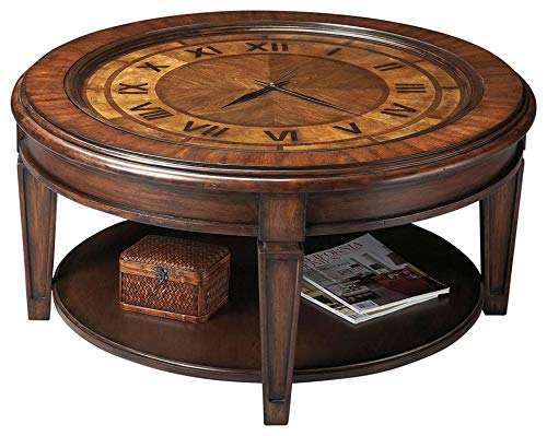 Butler Specialty Company Clock Cocktail Table 6047070 ()