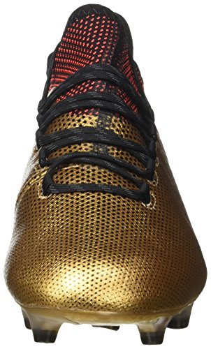 Adidas Mænd X 17,1 Fg Fodboldstøvler Guld (tagome / CSort / Solred)