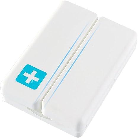 caja de pastillas de viaje caja de pastillas Organizador de ...