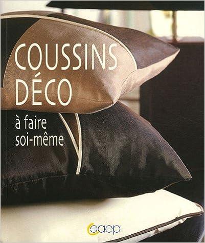 Livres gratuits en ligne Coussins déco : A faire soi-même pdf ebook