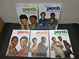 Psych - The Complete First Five Seasons (Seasons 1-5)