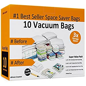 Vacuum Space Saver Bags