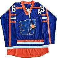 Doug The Thug #69 Glatt Halifax Highlanders Ice Hockey Jersey