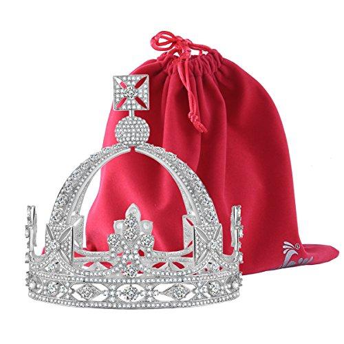 platinum tiara - 5