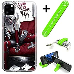 51N9OqOBygL._AC_UL250_SR250,250_ Harley Quinn Phone Cases iPhone 11