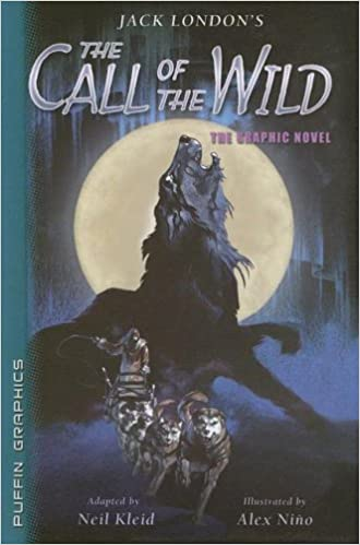 the call of the wild graphic novel london jack