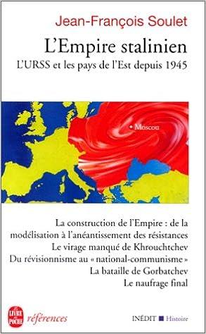 En ligne téléchargement Histoire de l'empire stalinien pdf, epub