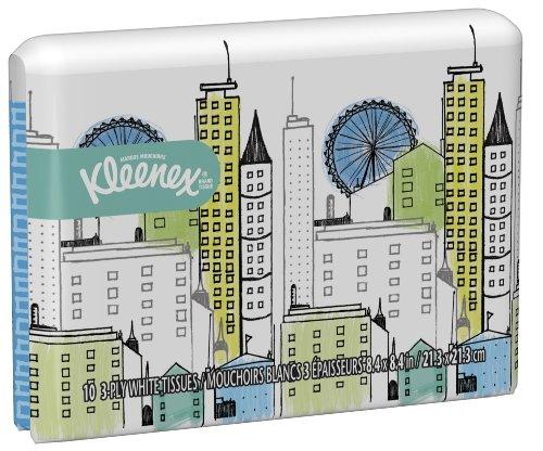 036000139839 - Kleenex Wallet Pack Facial Tissues (200 Packs) carousel main 4