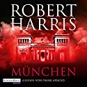 München Audiobook by Robert Harris Narrated by Frank Arnold