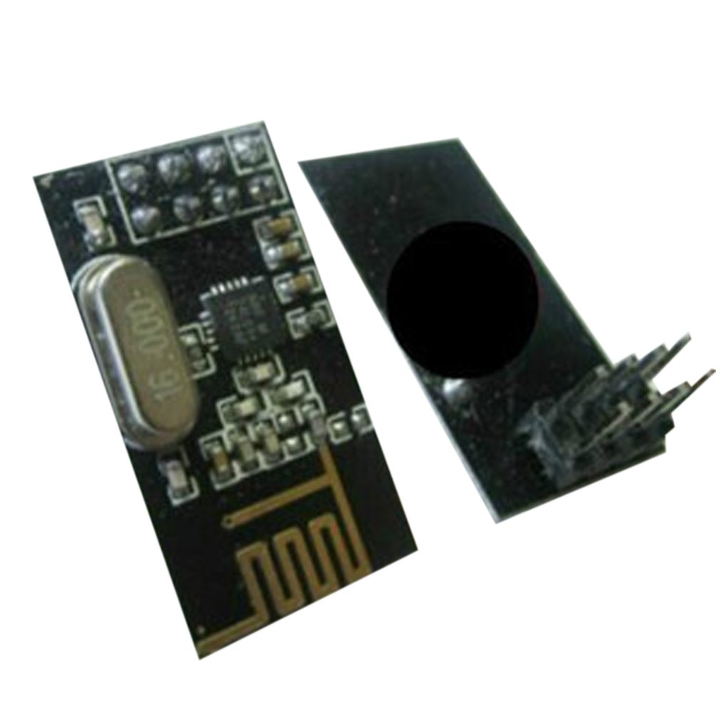 2,4 GHz Antena Wireless M/ódulo Transceptor Microcontrol Gadgets Bobury 1pc NRF24L01