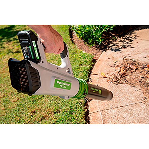 POWERSMITH PBL120J 20V Max Lithium Ion Battery Powered Cordless Jet Leaf Blower