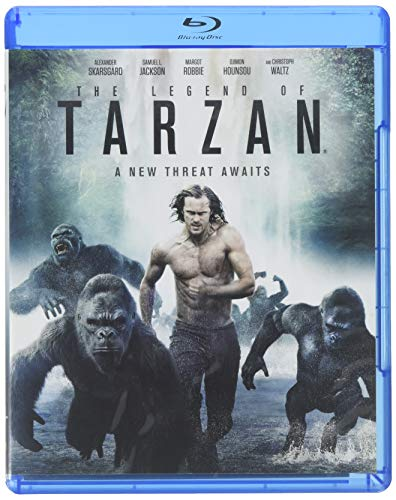 The Legend Of Tarzan (Blu-ray + DVD + Digital HD) (Widescreen)