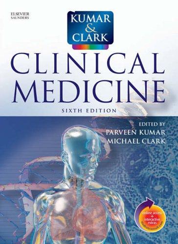 KUMAR CLARK CLINICAL MEDICINE DOWNLOAD