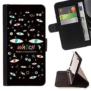 King Case - FOR Samsung Galaxy Core Prime - I love you - Prima caja de la PU billetera de cuero con ranuras para tarjetas, efectivo Compartimiento desmontable y correa para la mu?eca