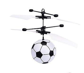 Helicóptero Rc Parpadeante Niños De Flying BallColorful Drone Juguetes Led Luz Ball Juguete Cristal Mini Para CoeQdWExBr