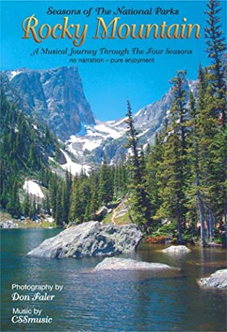 Rocky Mountain - Seasons of The National Parks (Rocky Mountain National Park Dvd)