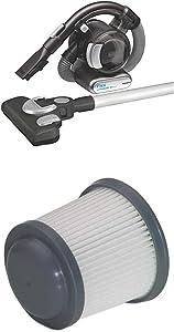 BLACK+DECKER BDH2020FLFH MAX Lithium Flex Vacuum with PVF110 Replacement Filter