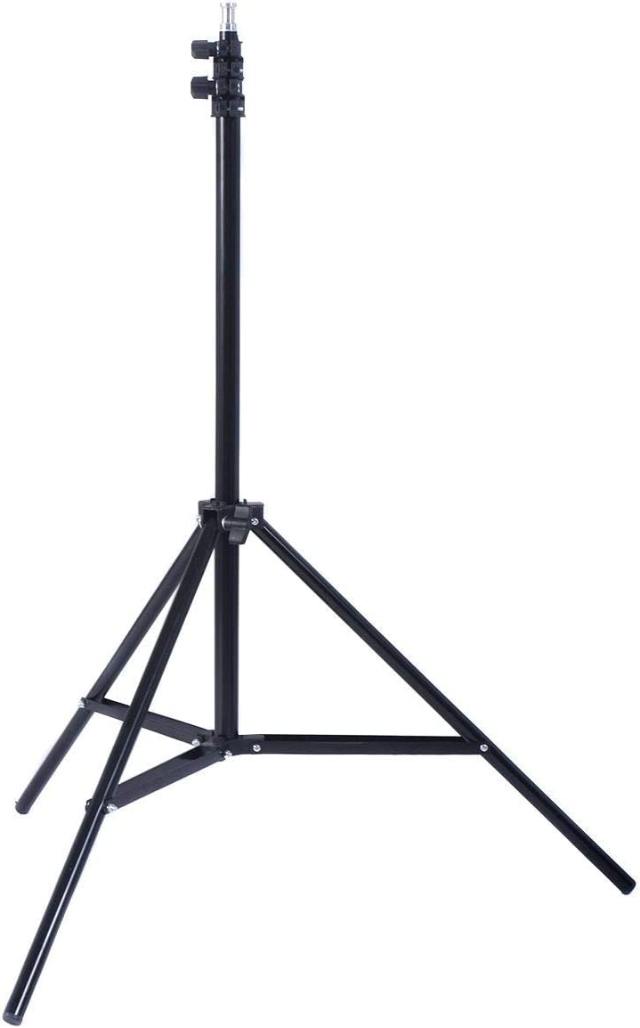 Lighting Softbox Photography Lighting Kit 20 x 27.5-inch 2 Softboxes 85w Super Bright Light Bulbs Provides Optimum Illumination with 5500k Color Temperature Light Stand Height 79 inch