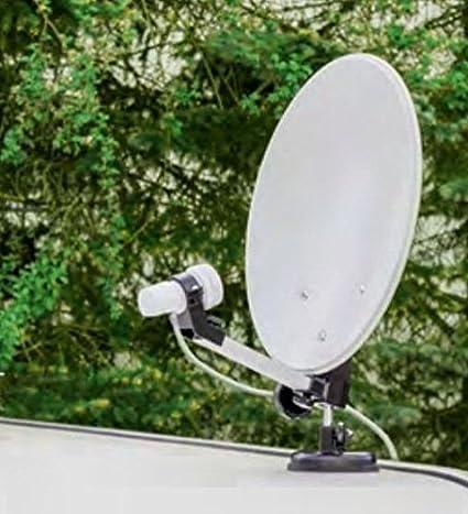 1A-INNOVATION SOLAR VORSPRUNG por SONNENENERGIE 100W Solarmodul TV ...