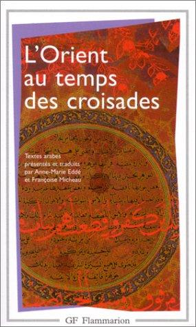 Download L'Orient au temps des croisades pdf