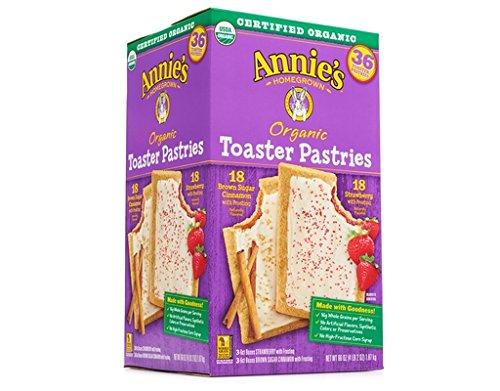 gluten free strawberry toaster - 4