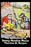 The Adventures of Danny Meadow Mouse, Thornton W. Burgess, 1606646494