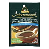 McCormick Gourmet, Premium Quality, International Dry Sauce Mix, Roast Poultry Gravy, Less Salt, 30g