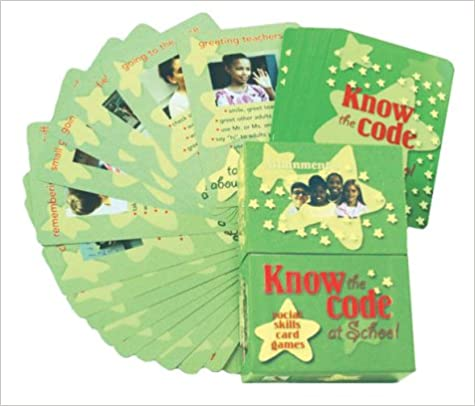 Know the Code Social Skills Card Game