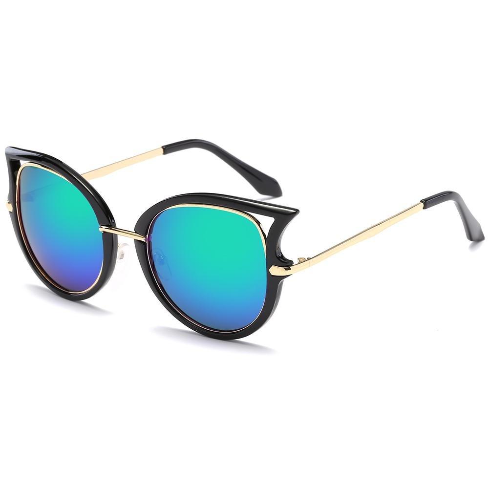 XYLUCKY Gafas de sol Polarizadas para Gafas de Mujer , g