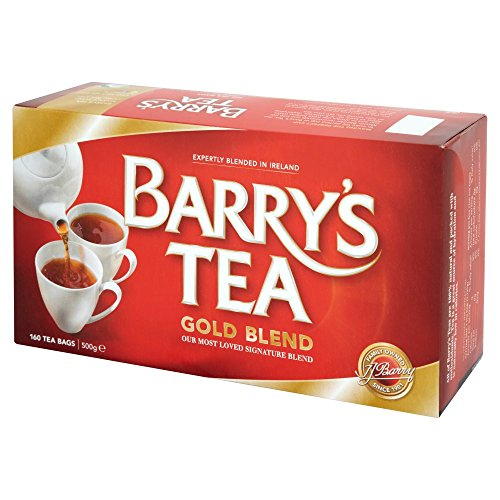 Barry's Tea Gold Blend 160 Count (Barrys Gold Blend Tea)