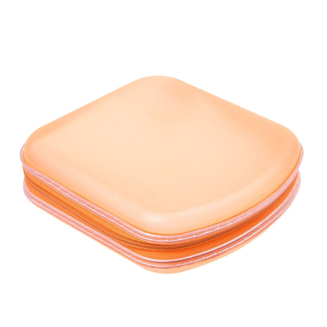 RALMALL 40 Disc CD DVD VCD DJ Storage Media Holder Sleeve Case Hard Box Wallet Carry Bag