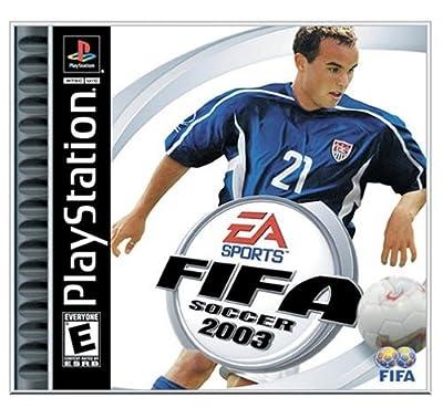 FIFA Soccer 2003 - Nintendo 64