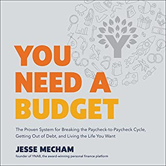 Amazon com: You Need a Budget: The Proven System for