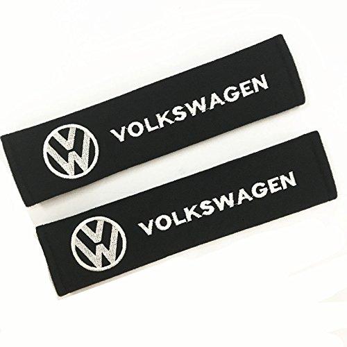 QZS Car Brand Seat Belt Shoulder Pads Strap Covers