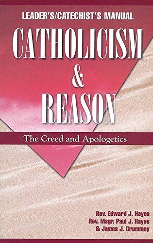 Catholicism and Reason Manual ebook