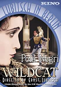 Lubitsch in Berlin: The Wildcat [DVD] [1921] [Region 1] [US Import] [NTSC]