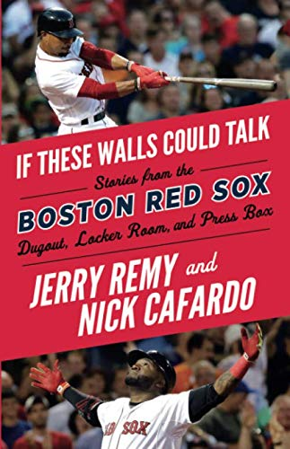 If These Walls Could Talk: Boston Red - Usa Wall Boston