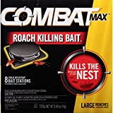 Combat Source Kill Max Large Roach Bait - 8 ct