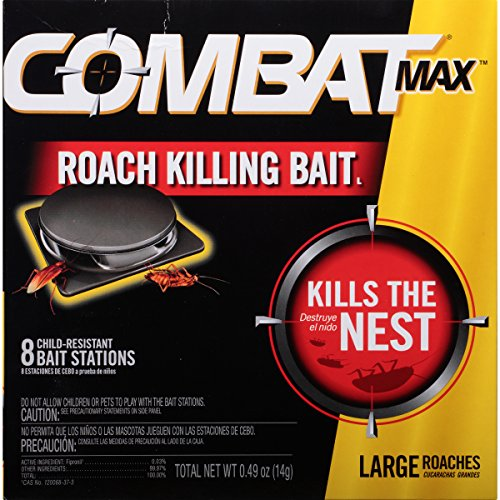Combat Source Kill Max R2 Large Roach Bait, 8 - Roach Formula