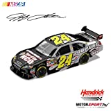 Jeff Gordon #24 National Guard NCO 2009 1:24-Scale Diecast Car by The Hamilton Collection