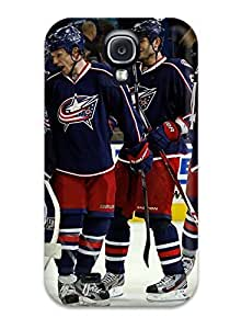 Best columbus blue jackets hockey nhl (52) NHL Sports & Colleges fashionable Samsung Galaxy S4 cases 1606771K967236376
