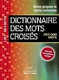 Image de Dictionnaire des mots croisés (265,000 mots)