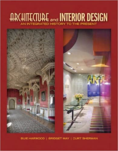 Amazon Architecture And Interior Design An Integrated History To The Present Fashion Series 9780135093573 Buie Harwood Bridget May