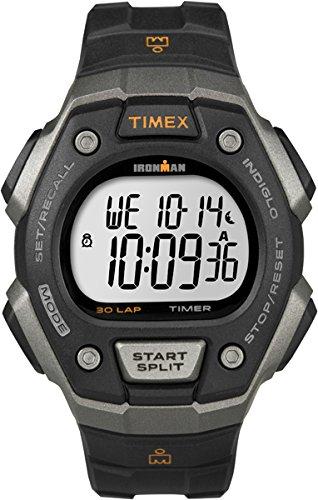 Classic 30  Digital watch for men Indiglo Illumination - Timex Ironman T5K821