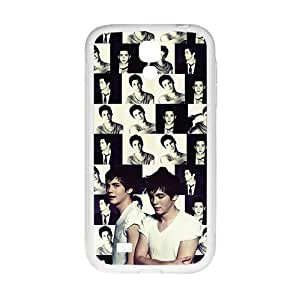 Happy Charming handsome boys Cell Phone Case for Samsung Galaxy S4