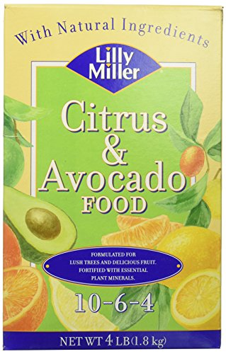 Lilly Miller Citrus & Avocado Food 10-6-4 4lb